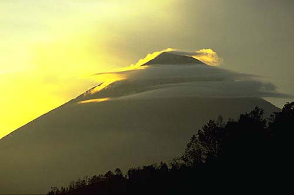 Mont Agung - Bali, photo Martin Gray